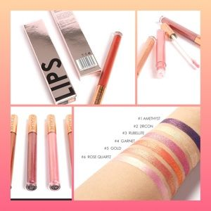 Other - New Waterprroof Shimmering Matte Lipstick